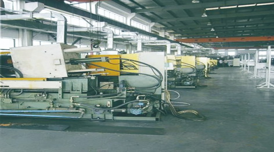 压铸生产线